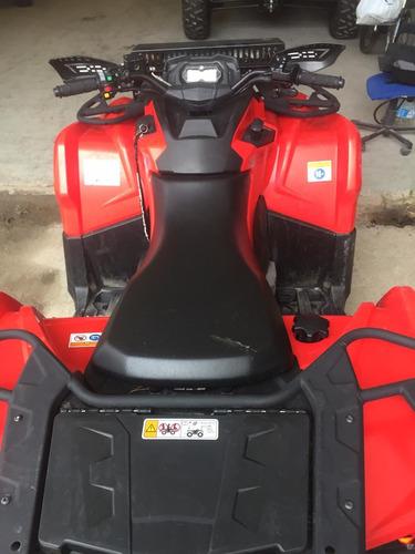 quadriciclo brp can-am outlander 570 ho