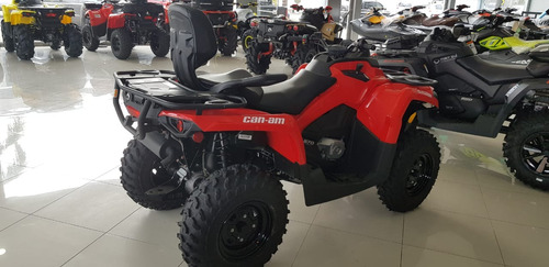 quadriciclo brp can-am outlander 570 max