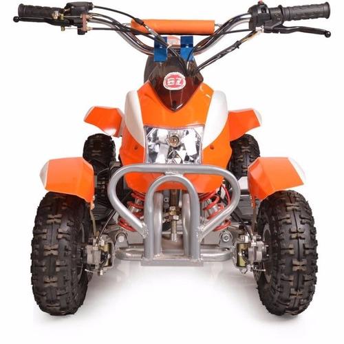 quadriciclo bz bob 49cc 2-tempos com partida elétrica