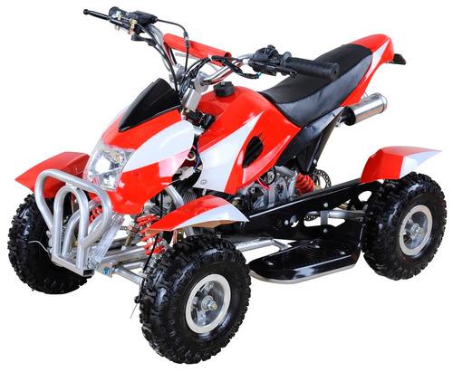 quadriciclo bz bob 50cc com partida elétrica