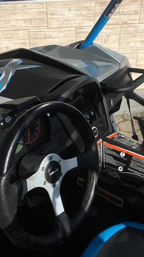 quadriciclo cam-an 1000r turbo maverick