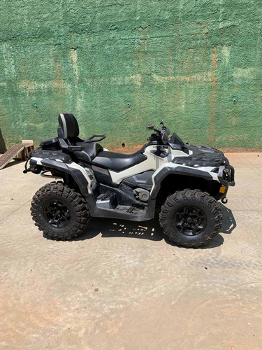 quadriciclo can am 1000 limited