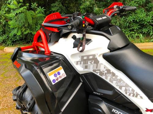 quadriciclo can am 1000 xmr 4x4 automático