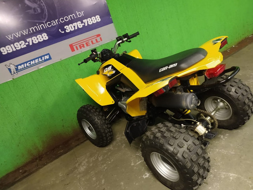 quadriciclo can-am 250cc semi novo