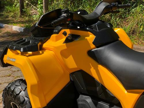 quadriciclo can am 650 max xt 2014  * direção elétrica *