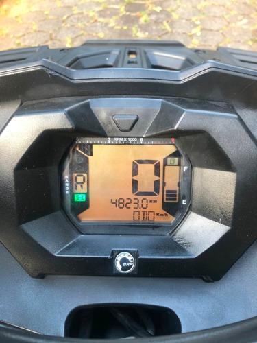 quadriciclo can am 650 max xt 4x4  ( direção elétrica )