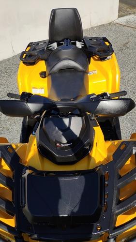 quadriciclo can am 650cc max