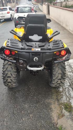 quadriciclo can am 650cc max ano 2014