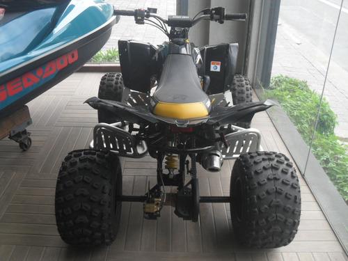 quadriciclo can-am ds 90 x 2014