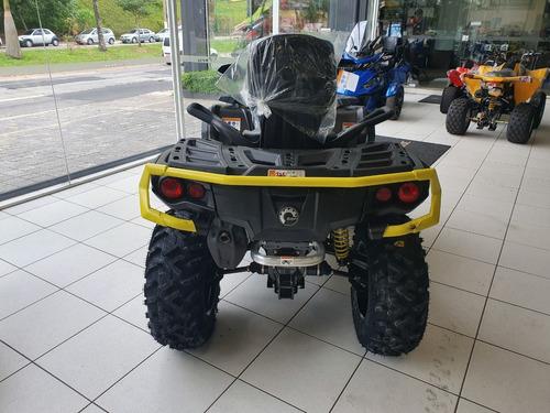 quadriciclo can-am outlander 1000 max xtp 2020 ok