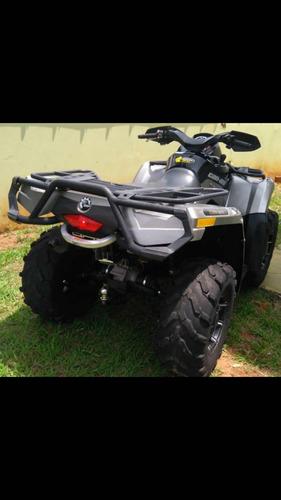 quadriciclo can am outlander 650cc 4x4