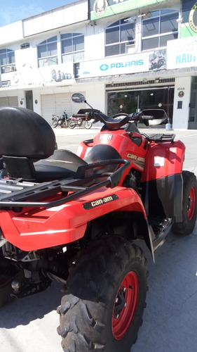 quadriciclo can-am outlander 800 max