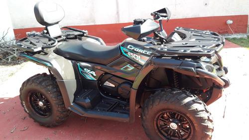quadriciclo cf 450 l - completo