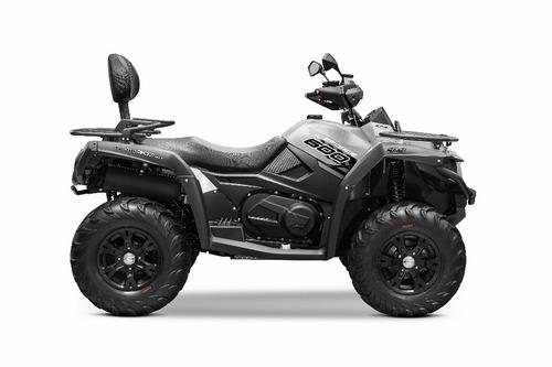 quadriciclo cf moto cforce 600 eps, direção elétrica - 2019