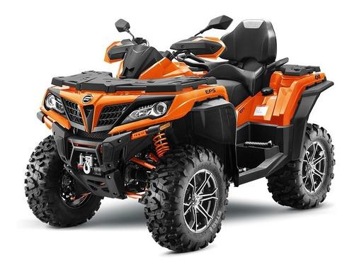 quadriciclo cforce 1000 cf moto 4x2/4x4 - lançamento 2020