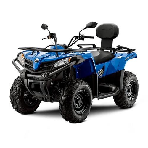 quadriciclo cforce 450 automatico, 4x4 e 4x2 dois lugares