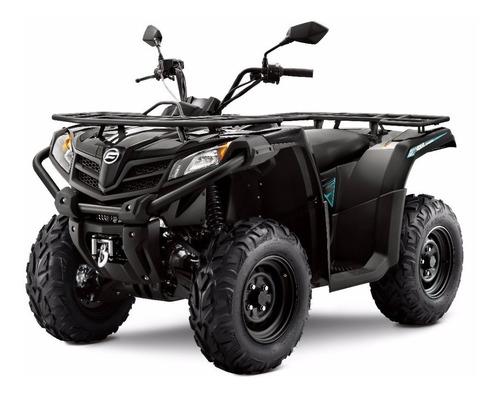 quadriciclo cforce 450cc - 4x4