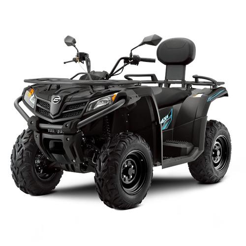 quadriciclo cforce 450l automatico, 4x4 e 4x2 dois lugares