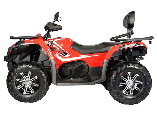 quadriciclo cforce 520 eps automatico
