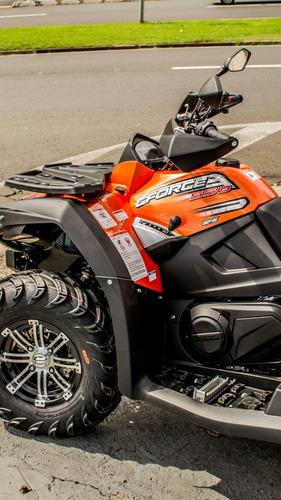 quadriciclo cforce 550cc - 4x4