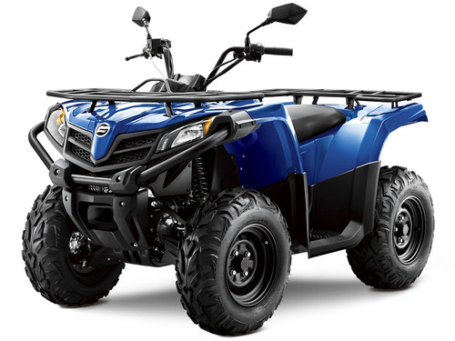 quadriciclo cforce s 450 4x4 automático