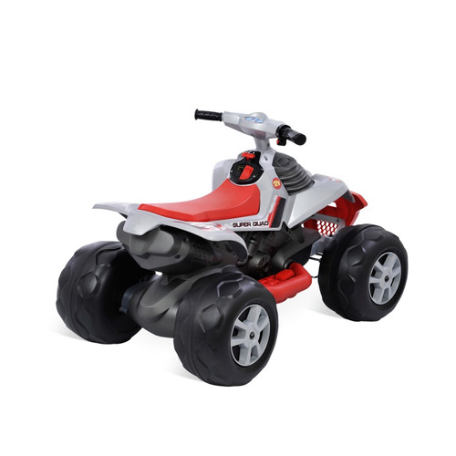 quadricíclo el infantil 12v super quad 2730 - bandeirante