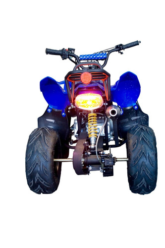 quadriciclo à gasolina infantil 110cc barzi motors moskiti