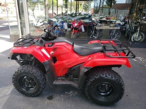 quadriciclo honda fourtrax 2015