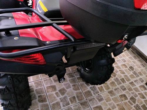 quadriciclo honda fourtrax 350cc nunca fez trilha