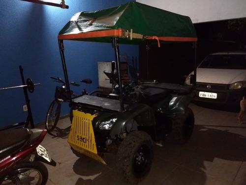 quadriciclo honda fourtrax 4x4