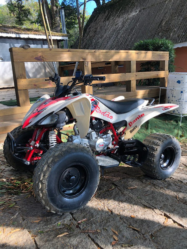 quadriciclo infantil 125cc fun - cada -