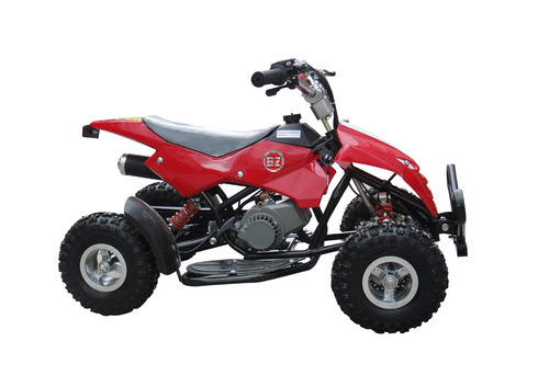 quadriciclo infantil à gasolina motor 2 tempos