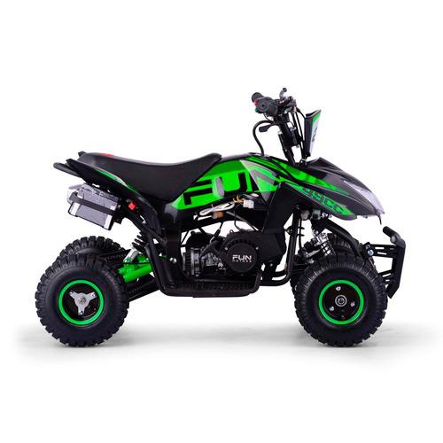 quadriciclo mini quadriciclo ligeirinho 49 n~honda can-am
