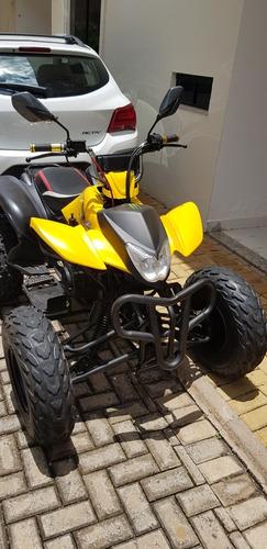 quadriciclo montado  dafra 150cc