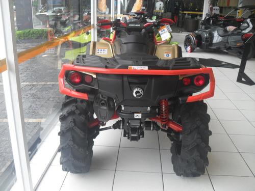 quadriciclo outlander 1000
