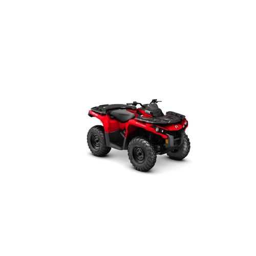 quadriciclo outlander 570