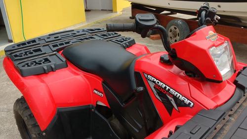 quadriciclo polaris sportman 500 cc ho 4x4 2013