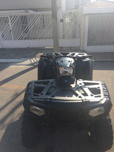 quadriciclo polaris sportman 850 4x4 n~ fourtrax can an
