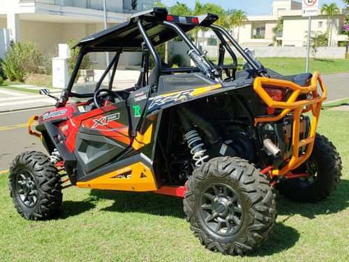quadriciclo polaris turbo xp rzr