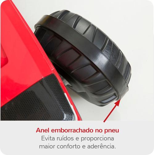quadriciclo politractor® de pedal verde - 7546