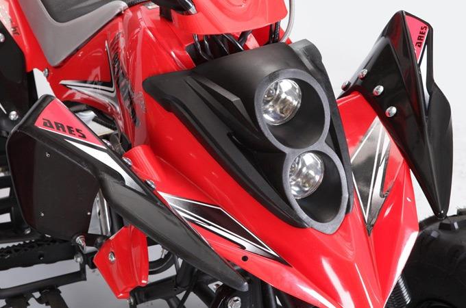 quadriciclo - quad - quadriciclo fapinha velociraptor 110cc