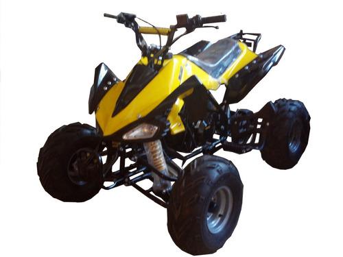quadriciclo super 125cc motor honda, aro 8quadris