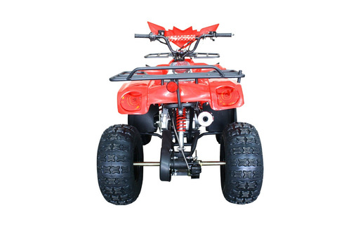 quadriciclo utilitário 125cc com marcha ré e seta bz aquila