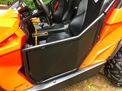 quadriciclo utv can am maverick 1000r 4x4 automático