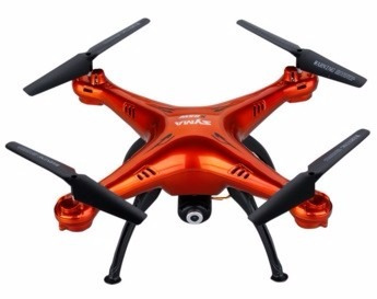 quadricóptero drone syma x5sw - 2.4 ghz câmera wi-fi