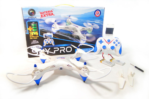 quadricóptero spy pro