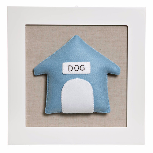 quadrinho quadro cachorro quarto bebê infantil cachorrinho