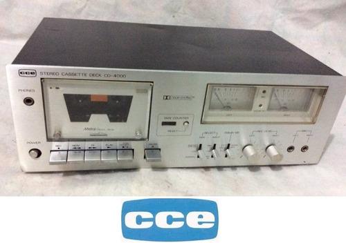 quadro 20x30 + foto digital do tape deck cd-4000