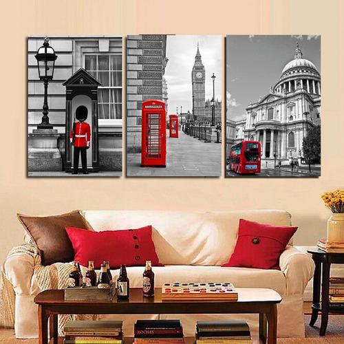 quadro 60x120cm londres london decorativo interiores