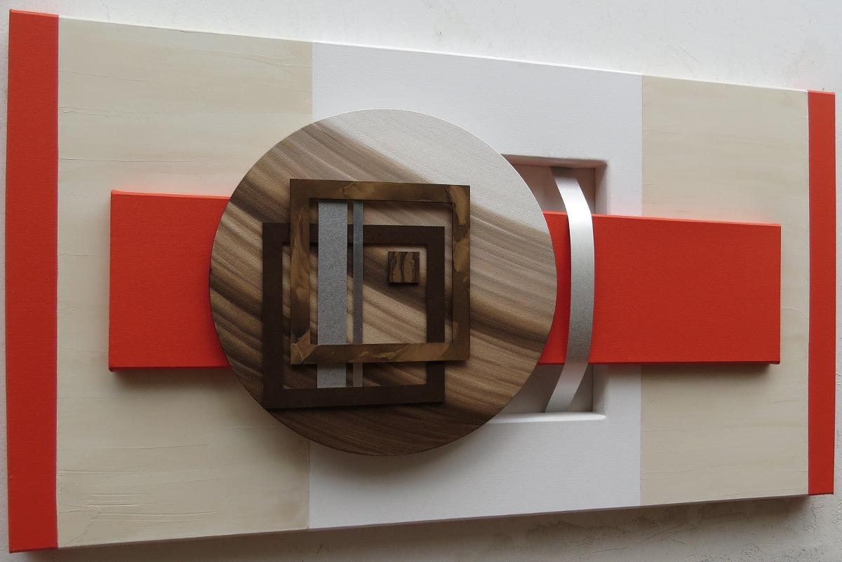 Quadro Abstrato Sala Sala De Jantar Moderno Frete Gr Tis R 249  -> Quadro Abstrato Sala De Jantar